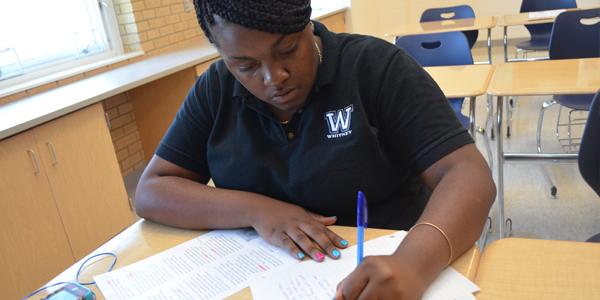 Academics Whitney